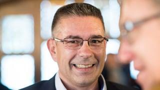Markus Schneider folgt auf Geri Müller