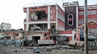 Mindestens 17 Tote bei Terrorangriff auf Hotel in Mogadischu