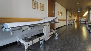 Für jeden Spitalpatienten gibt es 9'480 Franken