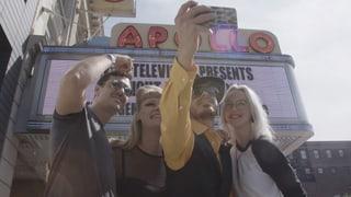 Video «One Night At The Apollo - Bewährungsprobe für Schweizer Stars» abspielen