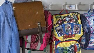 Visper Kinder: Am Mittwoch müssen sie wieder zur Schule