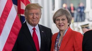 Briten wütend über US-Behörden