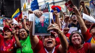 Carte blanche für Venezuelas Präsidenten