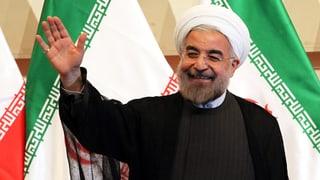 Ungewohnte Töne aus Teheran