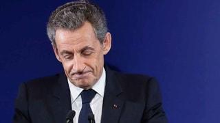 Nicolas Sarkozy verbringt Nacht in Polizeigewahrsam