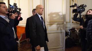 Alain Juppé na vul betg