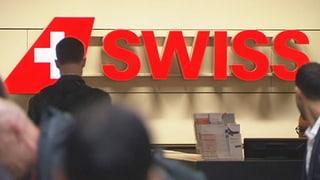«Nicht im Flieger»: Swiss macht Kunden zum blinden Passagier