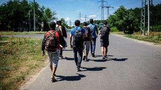 «Bis vor kurzem hat niemand auf dem Balkan Asyl gesucht»