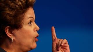 Dilma Rousseff ist sauer auf den US-Geheimdienst