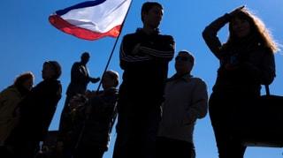Ohnmacht vor dem Krim-Referendum