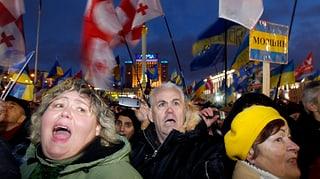Kräftemessen in der Ukraine spitzt sich zu