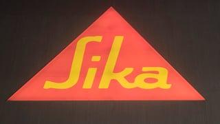 Saint-Gobain hält an geplanter Sika-Übernahme fest