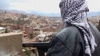 Syrische Bürgerjournalisten schreiben gegen den Krieg an