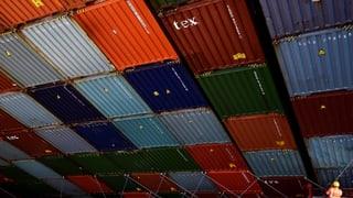 Wächst der Welthandel, profitiert die Logistikbranche