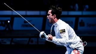 Max Heinzer triumphiert in Budapest