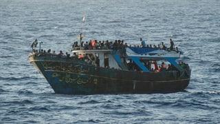 Frontex: Sustegn a fugitivs promova ils criminals