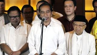 Joko Widodos Pläne für die zweite Amtszeit