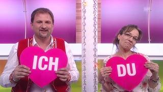 Volksmusik-Star Stefan Roos und Ehefrau Karin (Artikel enthält Video)