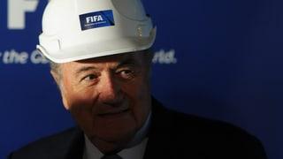 Die FIFA will ihr Museum beim Bahnhof Enge bauen