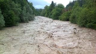 Solothurn dankt Bern nach dem Hochwasser