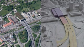 Luzern muss noch länger auf den Bypass warten