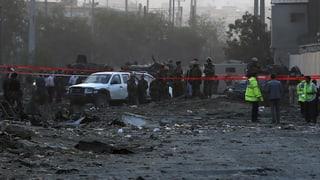 Dutzende Tote bei Anschlagsserie in Kabul