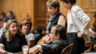 «Die FDP und die SP haben den Deal unter sich ausgemacht»
