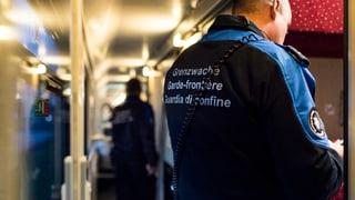Grenzwächter registrierten fast 30'000 illegale Einreisen