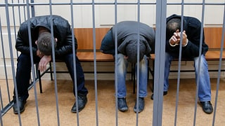 Mordfall Nemzow: Verdächtiger bekennt sich offenbar schuldig