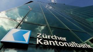 Keine «Mini-Privatisierung» der Zürcher Kantonalbank