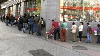 Euro-Zone: Mehr Arbeitslose denn je