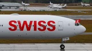 Swiss: Halbjahresgewinn bricht um mehr als einen Viertel ein