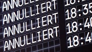 Streikwelle in Deutschland: Erst die Lokführer, jetzt die Piloten