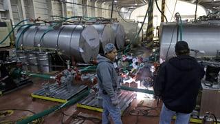 Termin für Vernichtung von syrischen C-Waffen nicht zu halten
