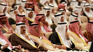 Es gärt im Hause Saud