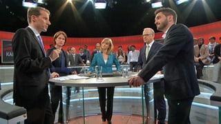 «Arena»: Kampf der Kantone um den Finanzausgleich