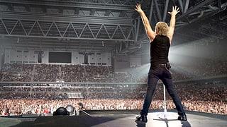 Gewinnen Sie VIP-Tickets für das Bon-Jovi-Konzert