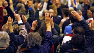 Aargauer Gemeinden überlassen Einbürgerungen der Bevölkerung