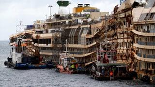 Die letzte Fahrt der «Costa Concordia»