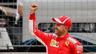 F1: 55avla poleposition per Sebastian Vettel