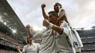 Real gudogna derby madrilen cunter Atlético cun 3:0