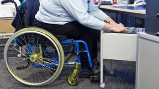 Nur wenige IV-Rentner finden einen Job