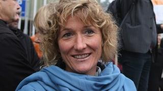 Susanne Hochuli übernimmt in schwierigen Zeiten