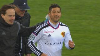 So lief Luzerns 1:4-Niederlage gegen Basel
