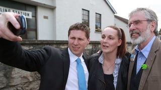 Eine Ohrfeige für etablierte Parteien in Irland