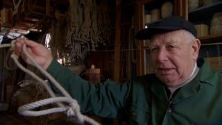 Aargauer Seilerei-Handwerk stirbt aus