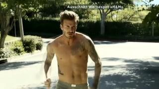 Sex-Symbol und Vollblut-Vater: David Beckham wird 40