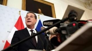 Österreichs Vizekanzler Strache tritt nach Skandalvideo zurück
