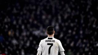 Ronaldo, Ronaldo, Ronaldo: Der Superstar schiesst Atletico ab