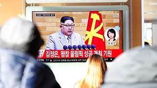 Südkorea lädt Nordkorea zu Gespräch ein